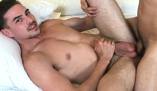 JJ Knight & Jack Hunter BAREBACK in Memphis