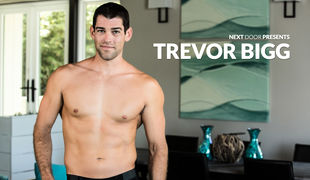 Trevor Bigg is a fitness professional with a ripped body, some sultry tan lines and a advisable cock to boot, all on display for you in this debut sol