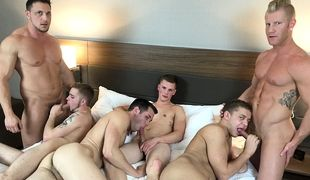 American Muscle Hunks & Jason Sparks Live 4th of July Special