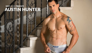 With a body that has wowed people internationally, fitness instance Austin Hunter makes his way from the Lone Star State for this smoking special solo